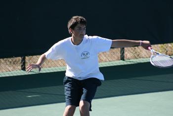 Impressions of MHSAA Tennis Championships