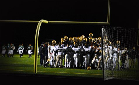 Varsity football advances to district finals