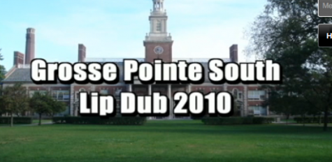 Students create, star in Lip Dub video