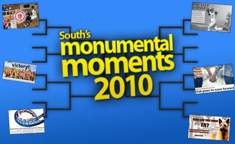South's Monumental Moments