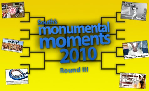 South's Monumental Moments: Round III