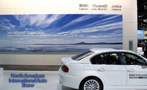 Auto show opens to public on Saturday