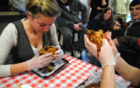 A treat from hell: The Hellburger challenge