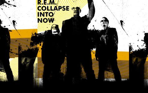 "Album of the week: R.E.M's ""Collapse Into Now"" shines with ragged up-tempo rock"