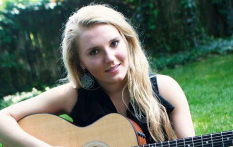 Sophomore develops talent as country-pop artist