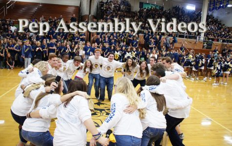 Homecoming 2011 Pep Assembly Videos