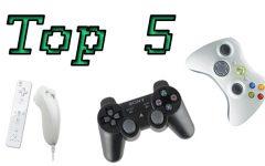 Top five video games of 2011