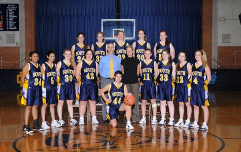 Girls JV basketball team records undefeated season
