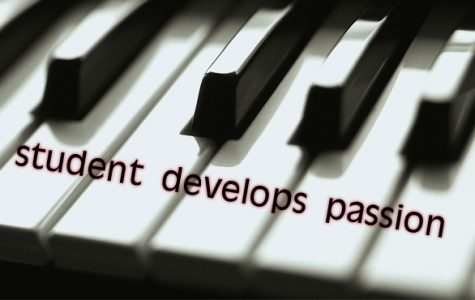 Senior develops talent as singer, songwriter