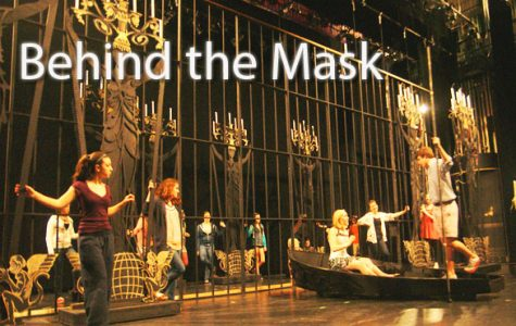 Photo Gallery: Behind the mask
