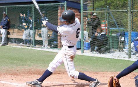 Varsity baseball finds its footing as season's halfway point nears