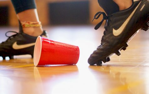 Taking shots: alcohol conflicts athletic performance