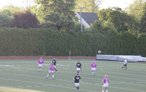 North vs. South soccer game brings awareness to breast cancer