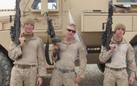 From Grosse Pointe to Afghanistan: Former student now private first class