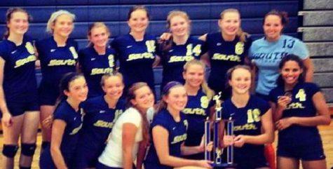 Varsity Volleyball team will face North, Liggett in breast cancer fundraiser