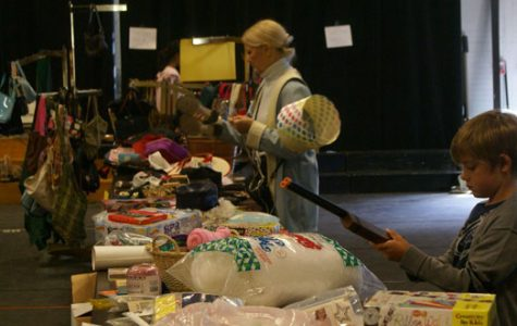 Choir Hosts 4th Annual Garage Sale