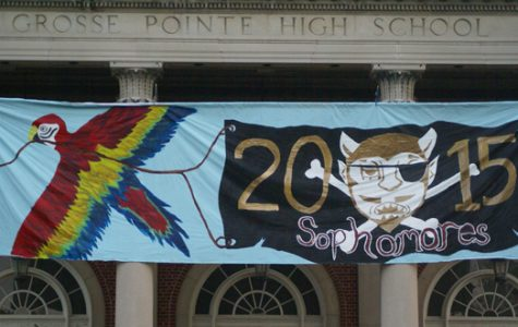 Photos: Class of '15 goes hearty on Sophomore Spirit Day