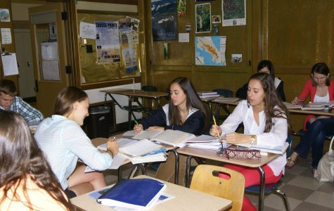Spanish teachers hope Honors society tutoring will improve student performance