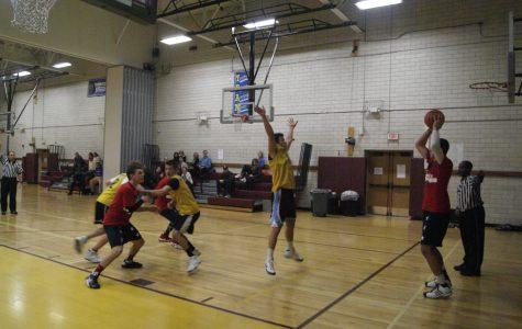 Junior explains the fun behind Neighborhood Club Basketball