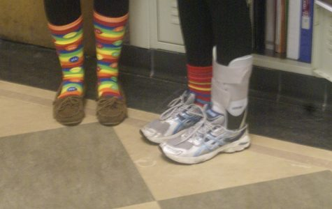 Gallery: Silly Sock Day storms South