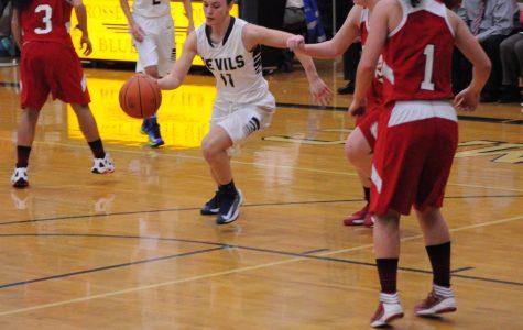 Girls basketball rolls through Romeo
