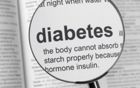 Diabetes affects student's everyday habits and diet