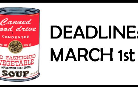 Bring in cans! SA Canned Food Drive ends on Friday