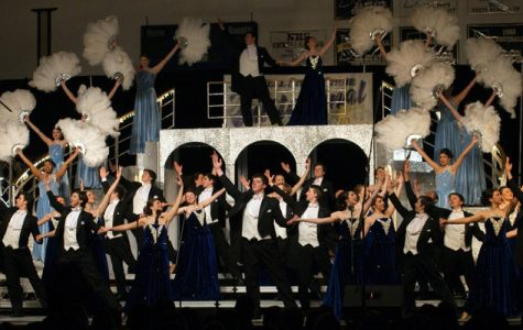 Choirs place first at show choir competition