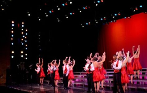 Review: Choir starts the year on a high note with fantastic 'Fall Follies' performance