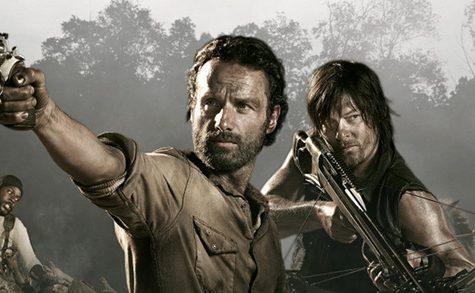 Mind-numbing entertainment, 'The Walking Dead' shambles through Season 4