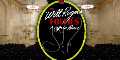 "Senior prepares for first leading role in ""Will Rogers Follies"""