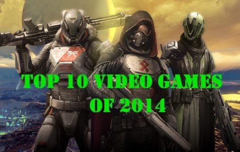 Top 10 video games of 2014
