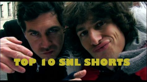 Top 10: Saturday Night Live shorts