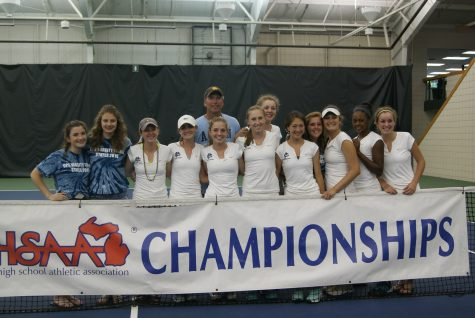 Girls tennis finishes 3rd at States
