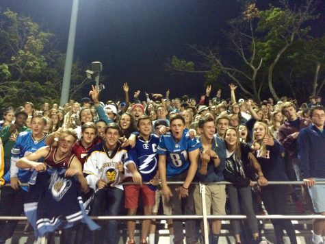 Blue Devils victorious in football home opener