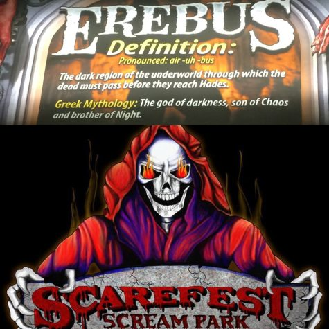 South speaks: Erebus and Scarefest prove overrated