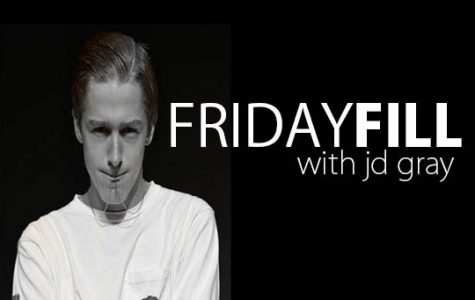 Friday Fill with JD Gray: Week 13