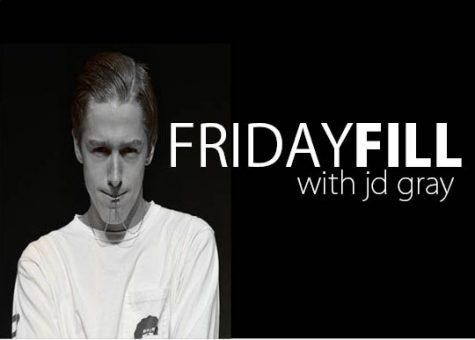 Friday Fill with JD Gray: Week 6