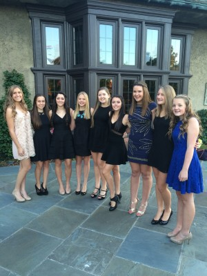 A girl's guide to Homecoming