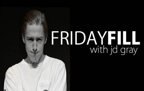 Friday Fill with JD Gray: Week 12