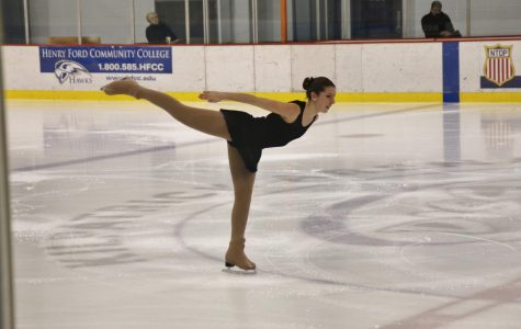 Figure skating performs strong at Dearborn