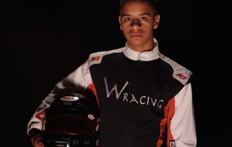 Sophomore strives to become first NASCAR driver with Autism