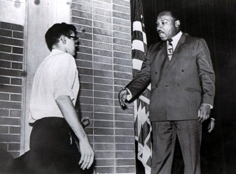 Dr. Martin Luther King, Jr. comes to Grosse Pointe