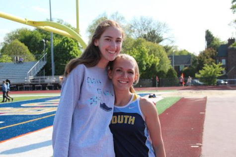 Junior track and cross country manager faces autoimmune disease