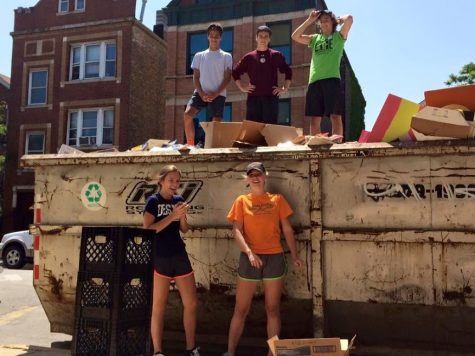 Junior reflects on mission trip experience to Chicago