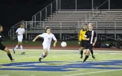 Boys soccer loses home thriller