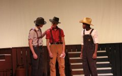 """Liggett students to perform """"Orphan Train"""" this week"""