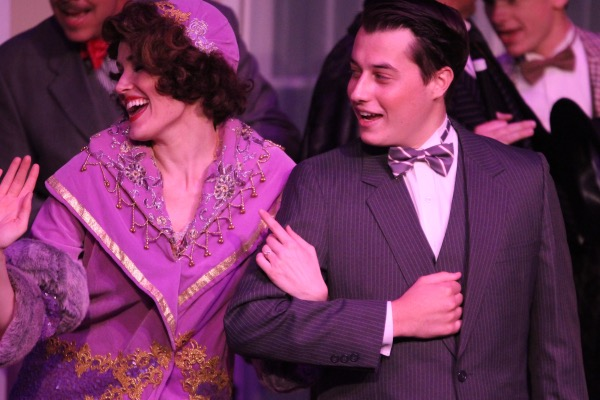 """Student reflects on support of the arts during """"Drowsey Chaperone"""""""
