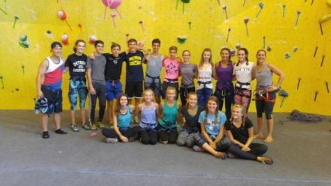 Rock Climbing Club is students' opportunity to have fun and forge friendships