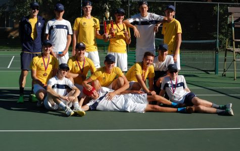 Tennis team hopes to place within the top 10 at the State Championship